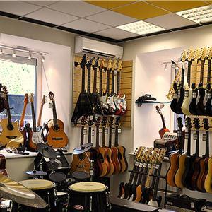 Музыкальные магазины Кирсанова
