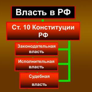 Органы власти Кирсанова
