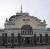 Железнодорожные вокзалы в Кирсанове