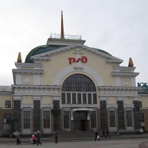 Железнодорожные вокзалы Кирсанова